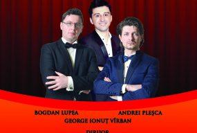 """""""Concertul celor trei tenori"""""""