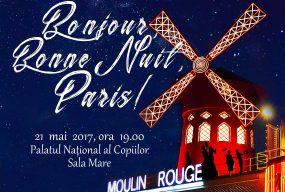 Bonjour, bonne nuit Paris!